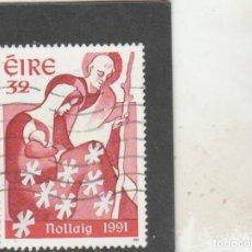 Sellos: IRLANDA 1991 - YVERT NRO. 779 - USADO - FOTO ESTANDAR. Lote 138749074