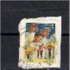 Sellos: NAVIDAD-COROS CANTORES. IRLANDA. SELLO AÑO 1998. Lote 148000790
