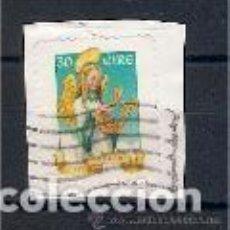 Sellos: NAVIDAD. ÁNGELES MÚSICOS. IRLANDA. SELLO AÑO 1999. Lote 148001426
