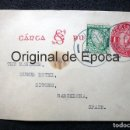 Sellos: (JX-190261)TARJETA POSTAL ENVIADA DESDE EL ESTADO LIBRE DE IRLANDA A SITGES (BARCELONA )1935.. Lote 152004162