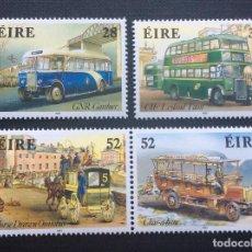 Sellos: IRLANDA Nº YVERT 838/1*** AÑO 1993. TRANSPORTE EN IRLANDA (IV). Lote 153405318