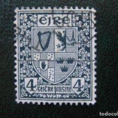 Sellos: IRLANDA, 1941 YVERT 84. Lote 154487662