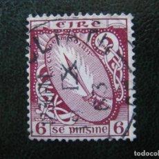 Sellos: IRLANDA, 1941 YVERT 86. Lote 154488682