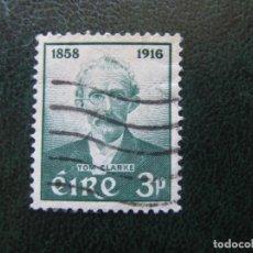Sellos: IRLANDA, 1958 ANIV. THOMAS J.CLARKE, YVERT 136. Lote 154492798