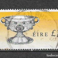 Sellos: IRLANDA 1990 SC 791 A298 £1 - 3/30. Lote 158163446