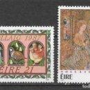 Sellos: IRLANDA 1987 ** NUEVO NAVIDAD - 4/35. Lote 160434646