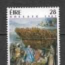 Sellos: IRLANDA 1987 ** NUEVO NAVIDAD - 4/35. Lote 160434706