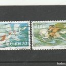 Sellos: IRLANDA 1997 - YVERT NRO. 1005-06 - USADOS. Lote 161379466