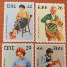Sellos: IRLANDA:N°525/28 MNH, OFICIOS. Lote 161775754