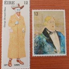 Sellos: IRLANDA, N°418/19 MNH**EUROPA CEPT 1980. Lote 161779493