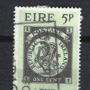 Sellos: IRLANDA - SELLO USADO . Lote 167853264