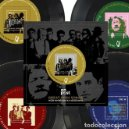 Sellos: IRELAND/EIRE 2019 - ROCK GREAT IRISH SONGS COLLECTOR PACK OF 4 STAMP DISCS. Lote 168306412