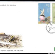 Sellos: IRELAND/EIRE 2019 - EUROPA C.E.P.T. BIRDS FDC. Lote 168306804