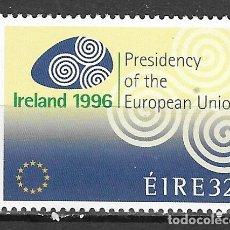 Sellos: IRLANDA Nº 954 (**). Lote 179942782