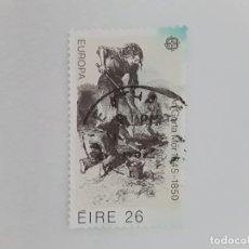 Sellos: IRLANDA SELLO USADO . Lote 180220067