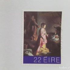 Sellos: IRLANDA SELLO USADO . Lote 180220087