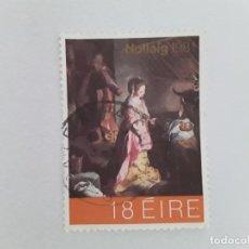Sellos: IRLANDA SELLO USADO . Lote 182284123