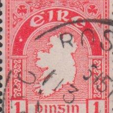 Sellos: SELLO IRLANDA EIRE USADO FILATELIA CORREOS. Lote 183581010