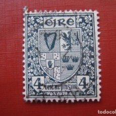 Sellos: -IRLANDA 1941, YVERT 84. Lote 185908980