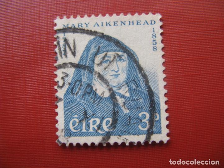 -IRLANDA 1958, MARY AIKENHEAD, YVERT 138 (Sellos - Extranjero - Europa - Irlanda)