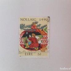 Sellos: IRLANDA SELLO USADO . Lote 191043512