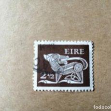 Sellos: IRLANDA - EIRE - VALOR FACIAL 2 1/2 - SERIE BÁSICA - YV 256. Lote 192366160