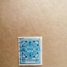Sellos: IRLANDA - EIRE - VALOR FACIAL 3 - AÑO 1941-44 - YV 83. Lote 192370041