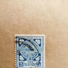 Sellos: IRLANDA - EIRE - VALOR FACIAL 3 - AÑO 1941-44 - YV 83. Lote 192370161