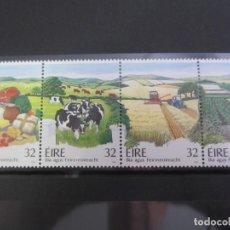Sellos: IRLANDA 1992 4 V. NUEVO. Lote 193409953