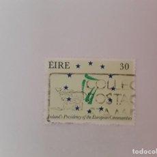 Sellos: IRLANDA SELLO USADO . Lote 195370120