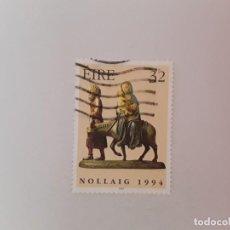 Sellos: IRLANDA SELLO USADO . Lote 195370148