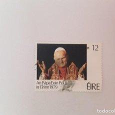 Sellos: IRLANDA SELLO USADO . Lote 195370157