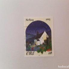 Sellos: IRLANDA SELLO USADO . Lote 195370185
