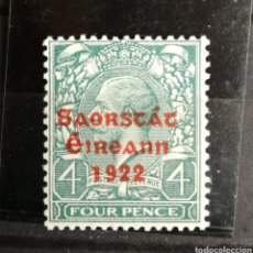 Sellos: IRLANDA SG6, MNH (FOTOGRAFÍA REAL). Lote 198121356