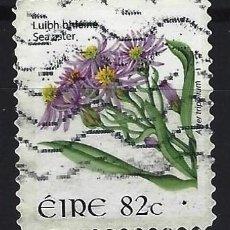 Sellos: IRLANDA 2008 - FLORA - SELLO USADO . Lote 198519535
