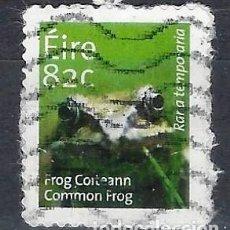 Sellos: IRLANDA 2012 - FAUNA, SELLOS USADO CON PAPEL . Lote 198522331