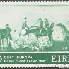 Sellos: SELLO IRLANDA 9 CEPT EUROPA. Lote 202525696