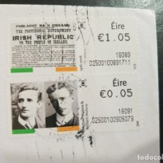 Sellos: SELLOS IRLANDA. Lote 206128230