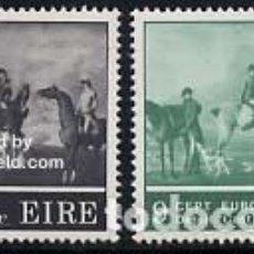 Sellos: SELLOS NUEVOS DE IRLANDA, EUROPA YT 317/ 18. Lote 208659955