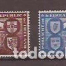 Sellos: SELLOS USADOS DE IRLANDA YT 110/ 11. Lote 216668001