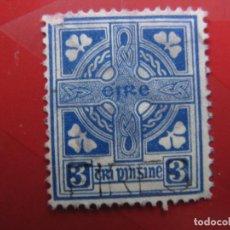 Sellos: IRLANDA, 1922, YVERT 45. Lote 222150843