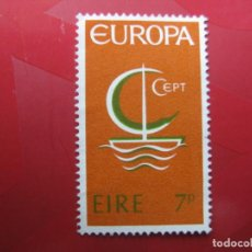 Sellos: IRLANDA, 1966,EUROPA, YVERT 187. Lote 222151445