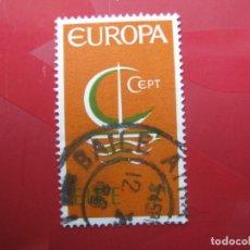 Sellos: IRLANDA, 1966,EUROPA, YVERT 187. Lote 222151546
