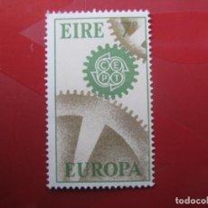 Sellos: IRLANDA, 1967, EUROPA, YVERT 191. Lote 222152033