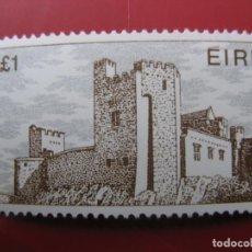 Sellos: IRLANDA, 1982, ARQUITECTURA IRLANDESA, YVERT 491. Lote 222155037