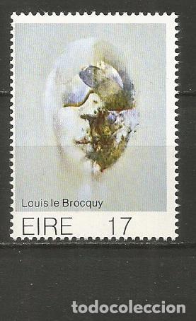 IRLANDA YVERT NUM. 365 ** SERIE COMPLETA SIN FIJASELLOS (Sellos - Extranjero - Europa - Irlanda)