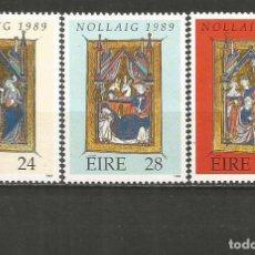Sellos: IRLANDA YVERT NUM. 697/699 ** SERIE COMPLETA SIN FIJASELLOS. Lote 269350183