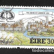 Timbres: IRLANDA. Lote 223393968