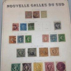 Sellos: NOUVELLE GALLES DU SUD / NUEVA GALES DEL SUR. Lote 229239935