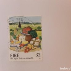 Timbres: AÑO 1992 IRLANDA SELLO USADO. Lote 233219730